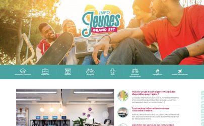 Info Jeunes Grandest, le portail d'information