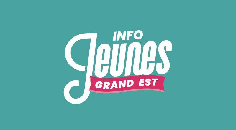 Info Jeunes Grandest, logo du portail d'information
