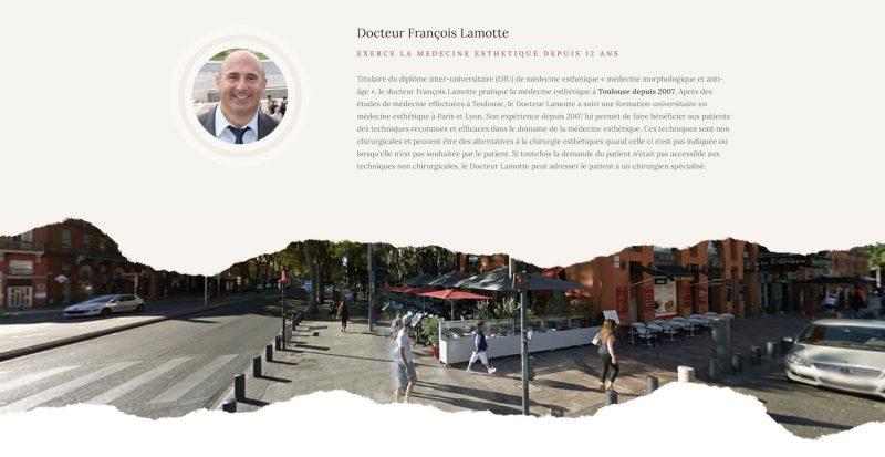 Toulouse Epilation Laser, docteur francois lamotte