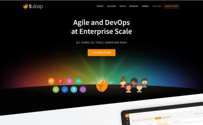 Site web Tuleap